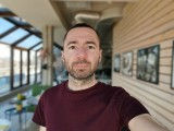Huawei P40 Pro 32MP selfie portraits - f/2.2, ISO 64, 1/100s - Huawei P40 Pro review