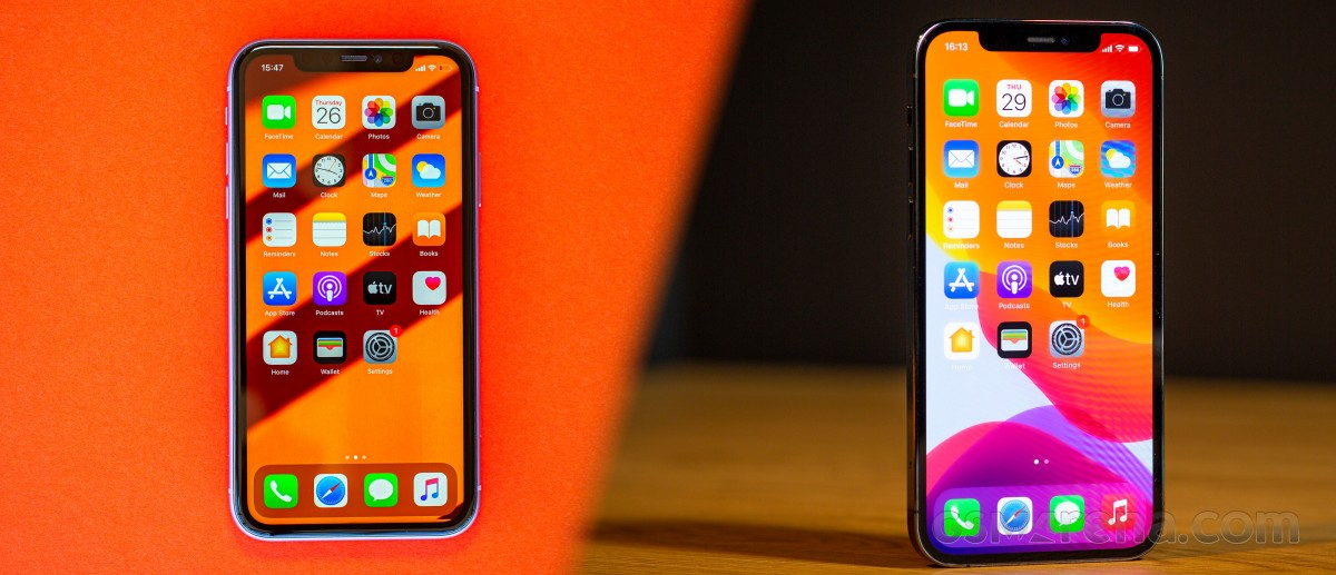 iPhone 11 to iPhone 12 Pro Max