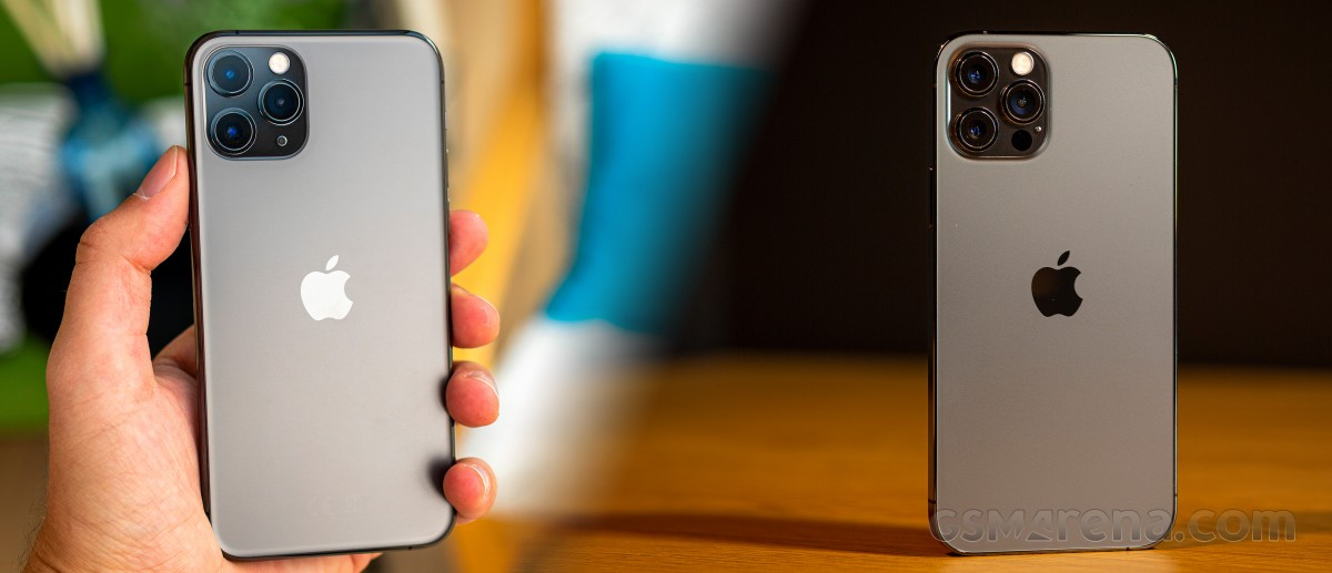 iPhone 11 Pro to iPhone 12 Pro