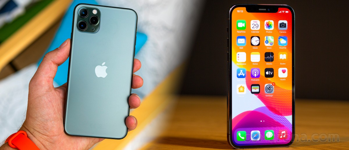 iPhone 11 Pro Max to iPhone 12 Pro Max