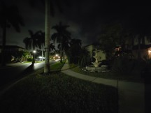 Night View ultrawide samples - f/1.9, 1/3s - LG V60 Thinq 5g review