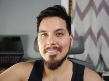 Selfie Portrait - f/1.9, ISO 750, 1/24s - LG V60 Thinq 5g review