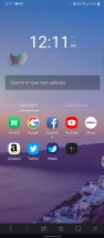 Whale browser - LG V60 Thinq 5g review