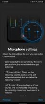 HD Audio Recorder - LG V60 Thinq 5g review