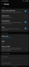 Camera app - LG V60 Thinq 5g review