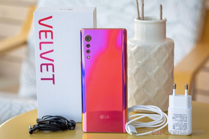 LG Velvet review