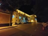 Low-light samples, ultra wide cam, Night mode - f/2.2, 1/15s - LG Velvet review