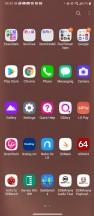 App drawer - LG Velvet review