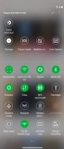 Edit quick settings - LG Velvet review
