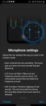 HD Audio recorder - LG Velvet review