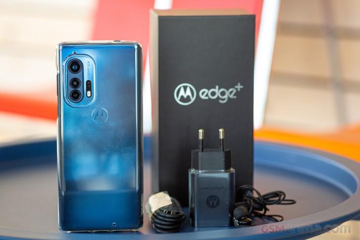 Motorola Edge + critique