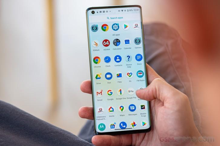Motorola Edge review