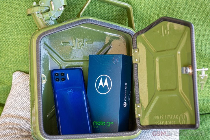 Motorola Moto G 5G Plus  review