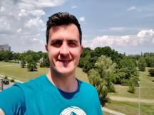 Selfie samples - f/2.0, ISO 100, 1/3831s - Motorola Moto G Pro review