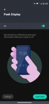 Moto Display - Motorola Moto G Pro review