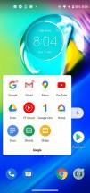 Folder view - Motorola Moto G8 Power review