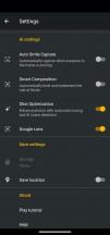 Camera app - Motorola Moto G8 Power review