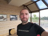 Selfies, 4MP - f/2.2, ISO 113, 1/100s - Motorola One Fusion Plus review