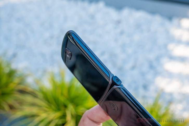 Motorola Razr 5G hands-on review