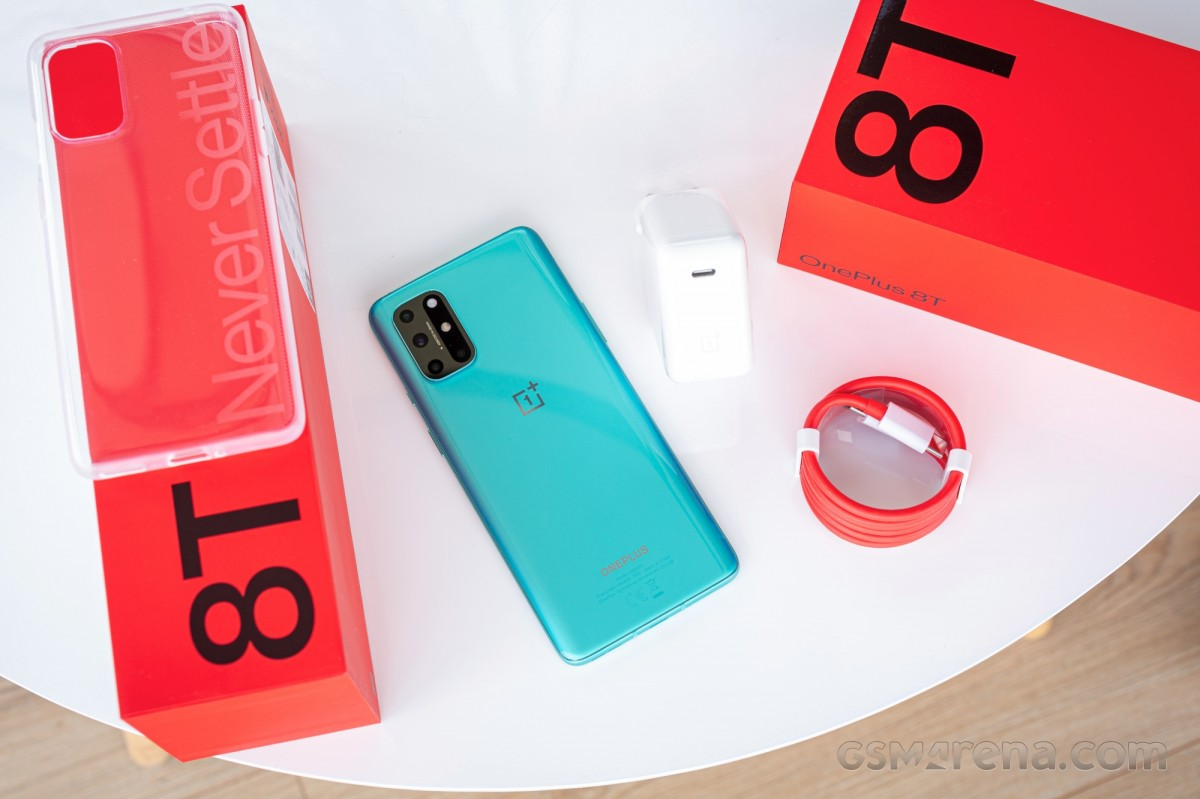 OnePlus 8T hands-on review