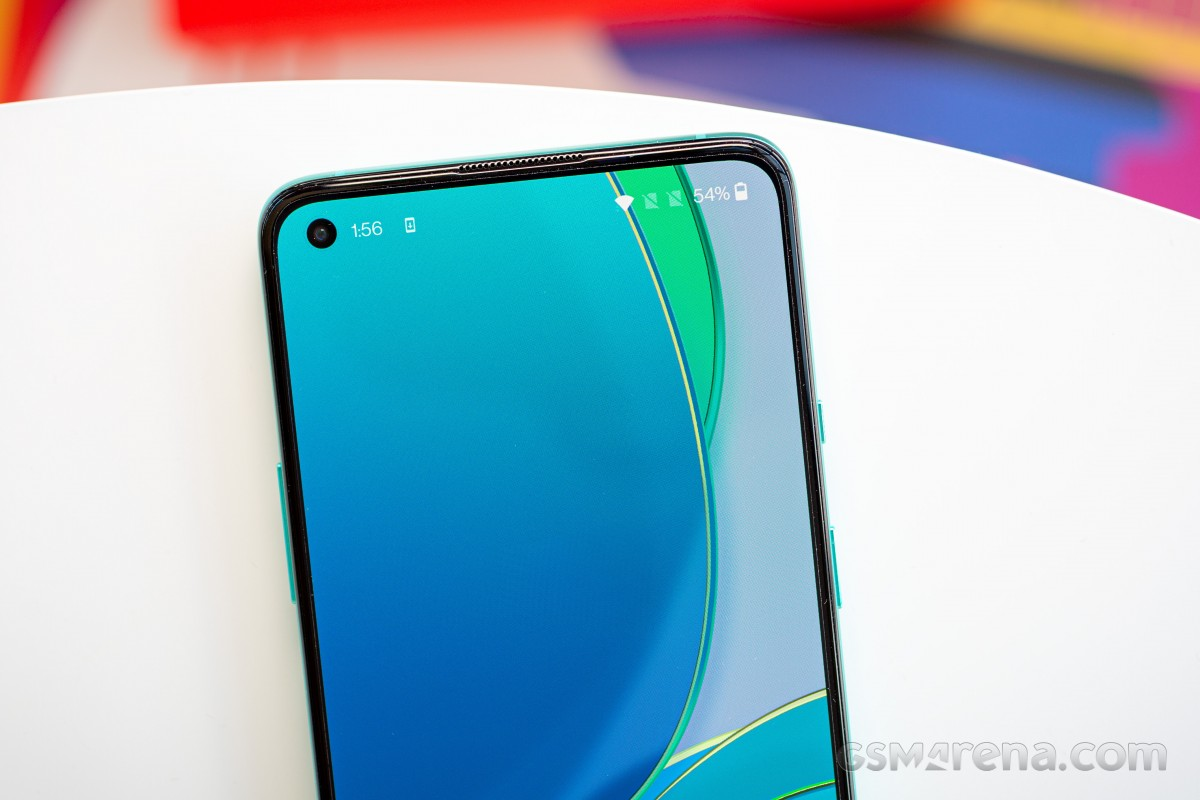 Device control - OnePlus 8T review