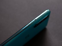 Chrome-finished frame - OnePlus Nord hands-on review