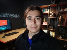 Selfie Night mode: Normal Selfie Night mode: Normal - f/2.0, ISO 6817, 1/20s - Oppo Reno3 Pro review - Oppo Reno3 Pro review