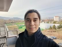 Selfie samples: Normal - f/2.4, ISO 153, 1/50s - Oppo Reno3 Pro review