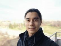 Selfie samples: Portrait - f/2.4, ISO 128, 1/50s - Oppo Reno3 Pro review