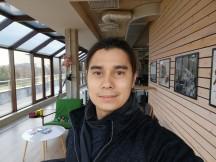 Selfie samples: Normal - f/2.4, ISO 280, 1/50s - Oppo Reno3 Pro review