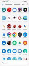 App drawer - Poco X3 NFC review