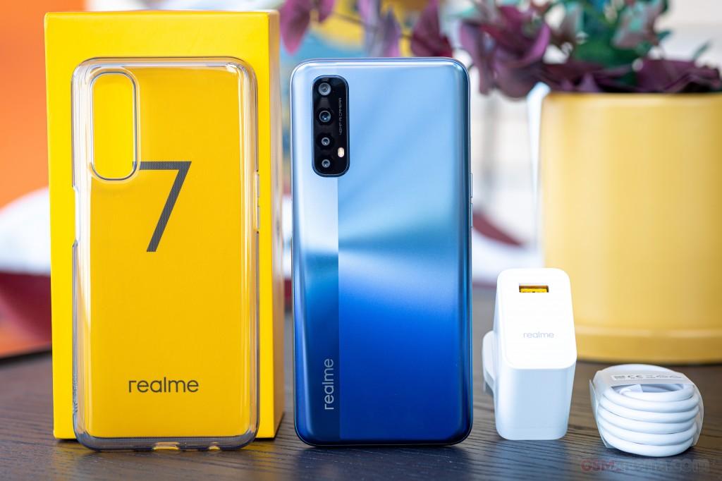 Realme 7 (Global)
