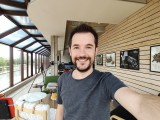 Selfie samples, ultra wide angle camera - f/2.2, ISO 125, 1/100s - Realme X3 SuperZoom review