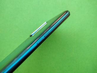 Fingerprint reader inside the power button - Realme X3 hands-on review