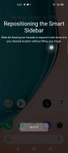 Smart Sidebar - Realme X50 Pro 5G review