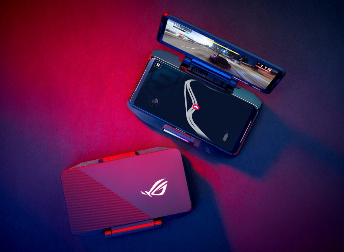 ROG Phone 3 new accessories hands-on review