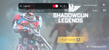 Games with native gamepad support: Shadowgun Legends - ROG Phone 3 new accessories hands-on review