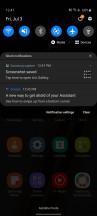 Notification shade - Samsung Galaxy A31 review