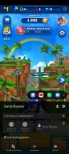 Game Launcher, Game Booster and Game Plugins - Samsung Galaxy A31 review