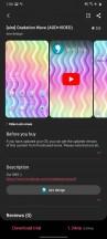 Samsung Themes - Samsung Galaxy A31 review