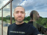 12MP selfies - f/2.2, ISO 50, 1/394s - Samsung Galaxy A41 review