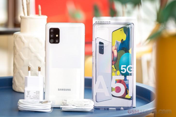 Samsung Galaxy A51 5G review