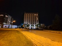 Low-light samples, ultra wide angle camera, Night mode - f/2.2, ISO 640, 1/4s - Samsung Galaxy A51 5G review