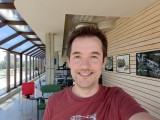 Selfie samples, 12MP - f/2.2, ISO 50, 1/120s - Samsung Galaxy A51 5G review