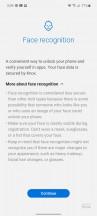 Biometrics - Samsung Galaxy A51 5G review