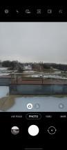 Camera UI - Samsung Galaxy A71 review