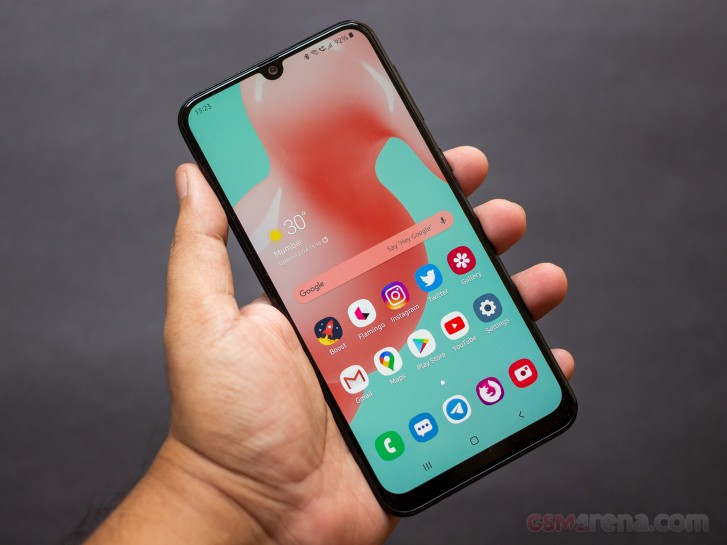 Samsung Galaxy M31 Hands On Review Design Display