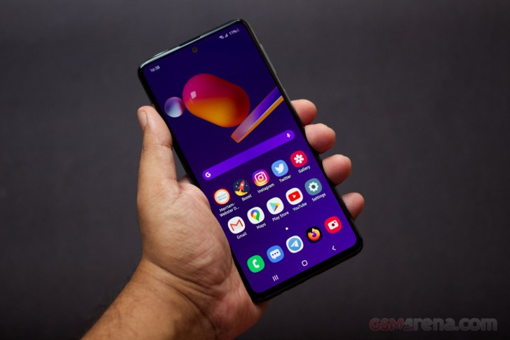 Samsung Galaxy M31s hands-on review