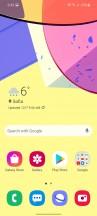 Homescreen - Samsung Galaxy M51 review