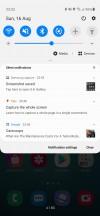 Notification shade - Samsung Galaxy Note20 Ultra 5G review